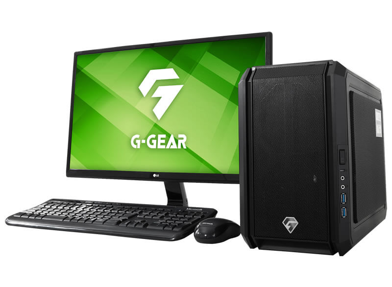 G-GEAR 第3世代AMD Ryzenプロセッサ搭載PC