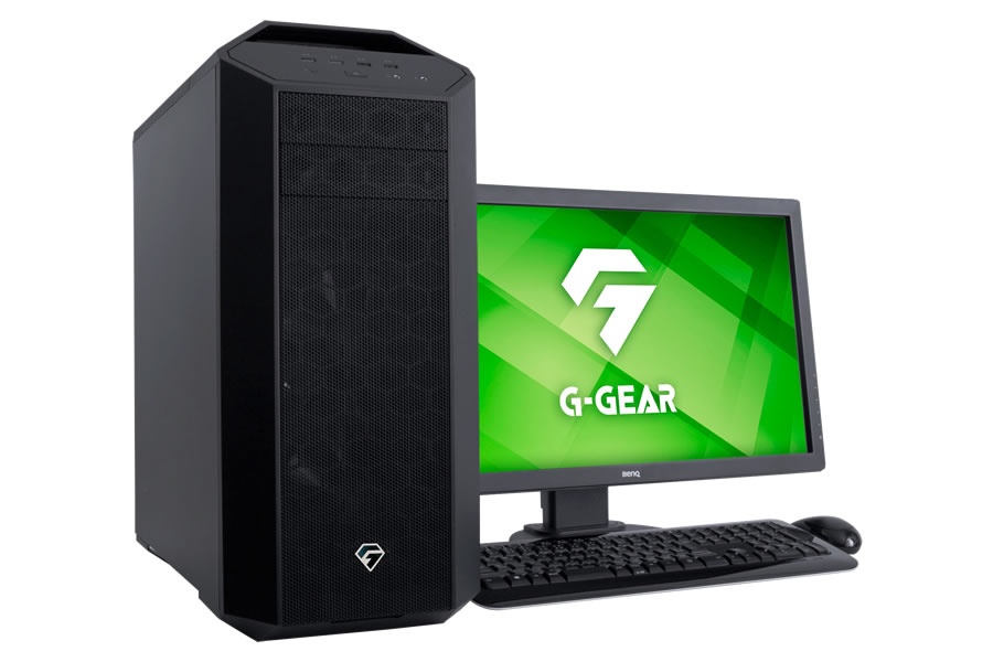 G-GEAR AMD x Blender 3DCGソフト 最適化モデル